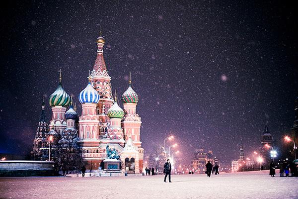 snowy russia ile ilgili görsel sonucu